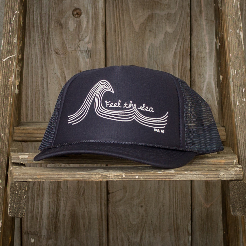 Nikau Kai - Feel The Sea - Trucker