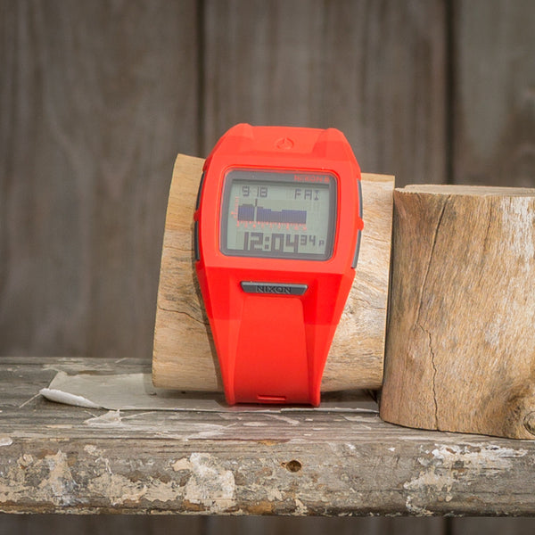 Nixon - Lodown II - Neon Orange