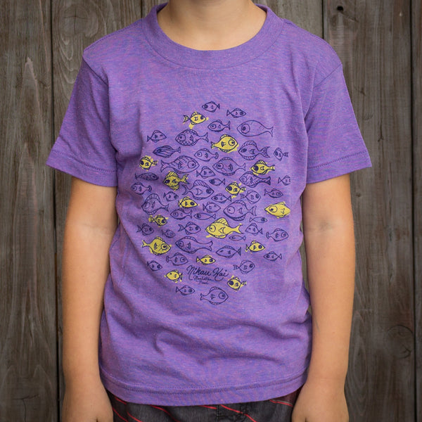 Nikau Kai - Keep Swimming Tee - Grom