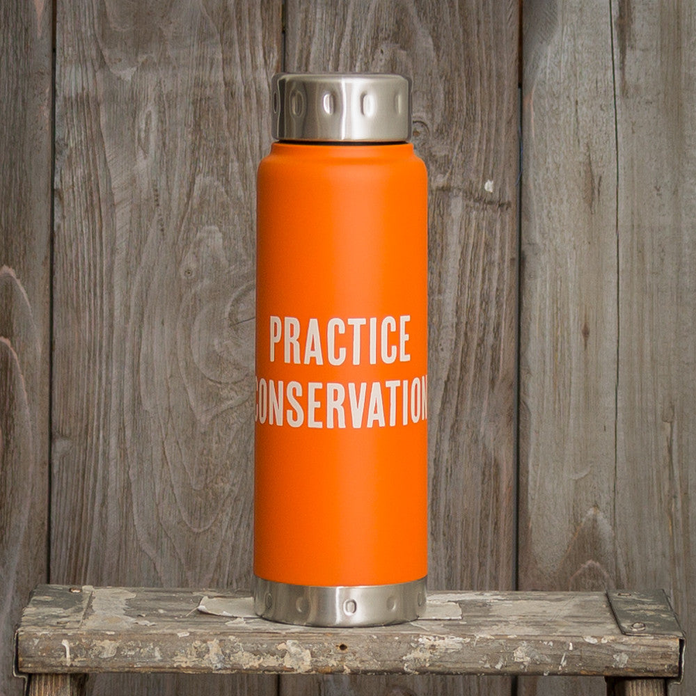 Izola - Practice Conservation Water Bottle - 25oz