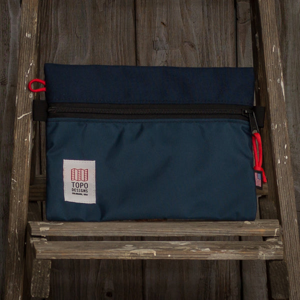Topo Designs - Accessory Bags - Navy