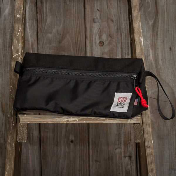 Topo Designs - Dopp Kit - Black