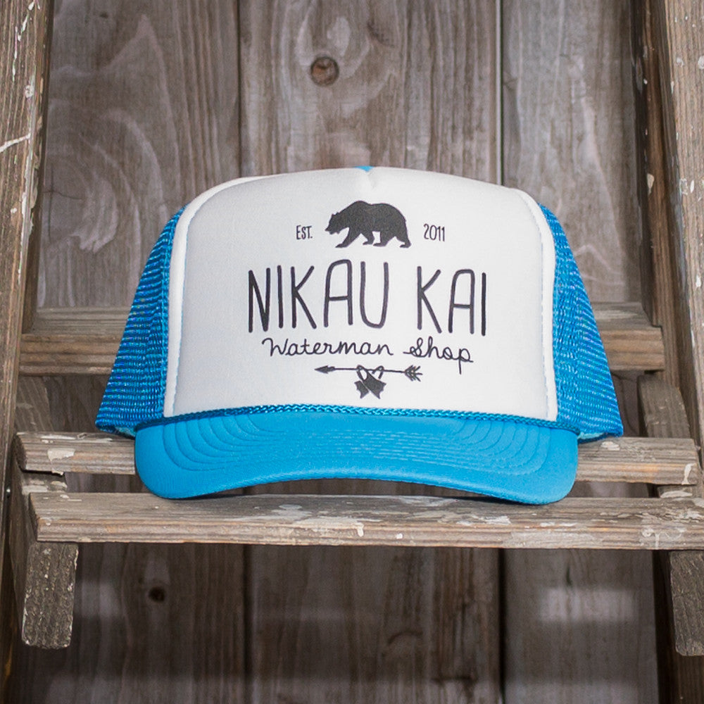 Nikau Kai - Cali Made - Trucker