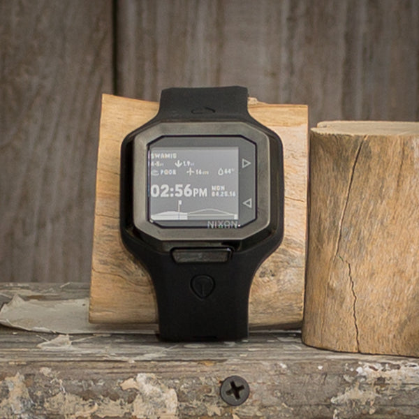 Nixon - Ultratide - All Black