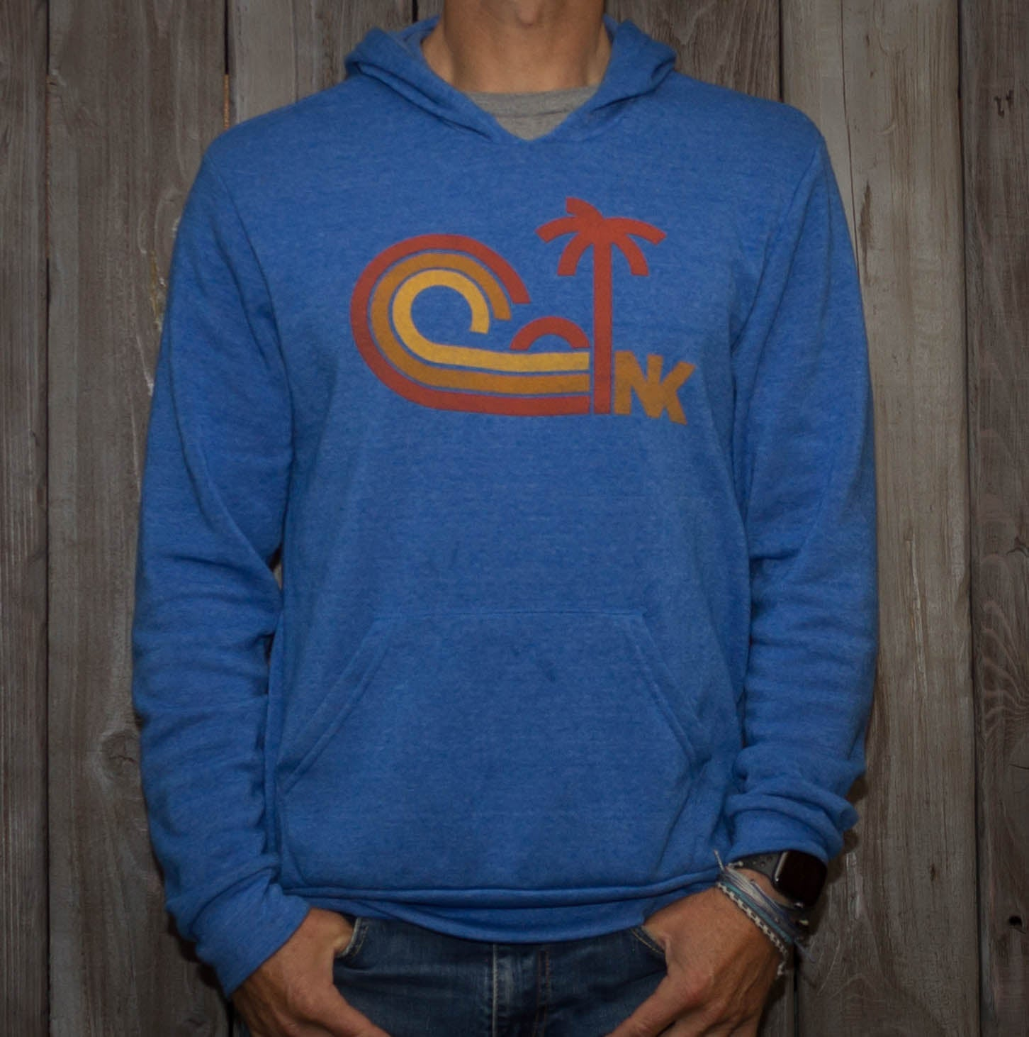 Sundown - Pullover - Royal