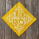 Off Shore Bandana - Gold