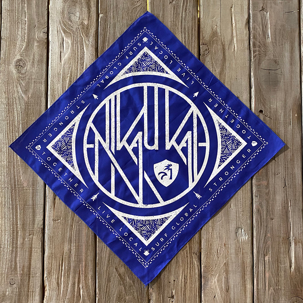 Off Shore Bandana - Royal