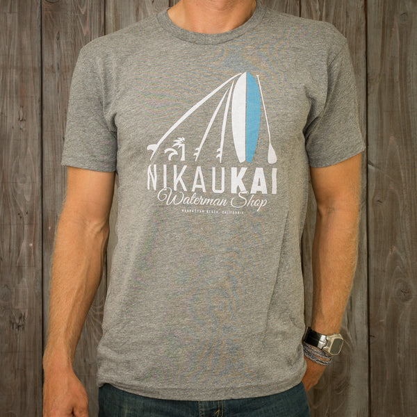 Nikau Kai - Quiver - Heather Grey