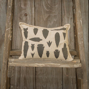 Izola - Arrowhead Balsam Pillow