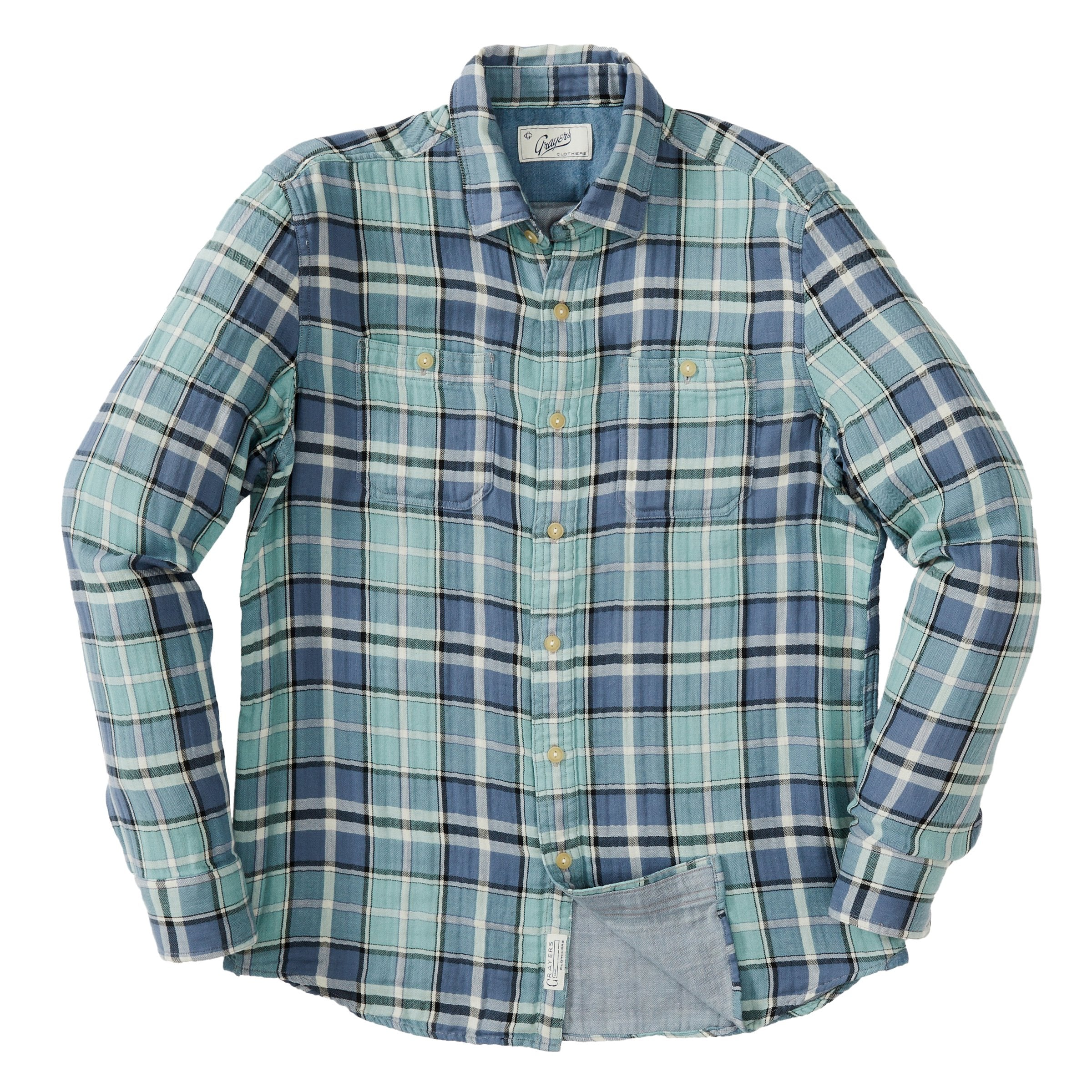 Grayers - Rookley Double Cloth Shirt
