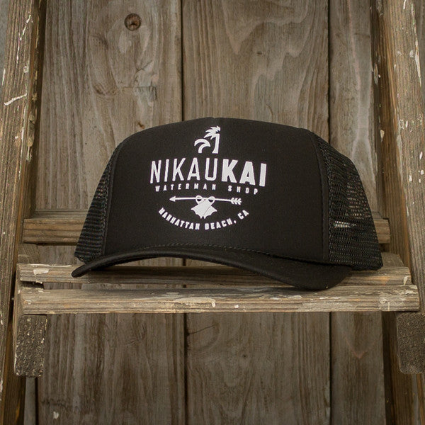 Nikau Kai - Arrow - Trucker Grom