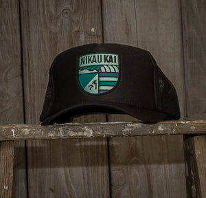 Ground Swell Patch Trucker