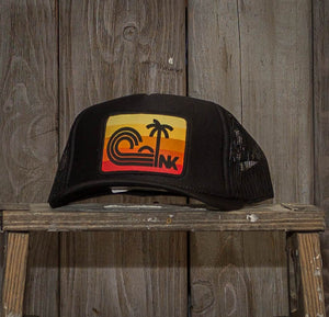 Nikau Kai - Sundown Patch - Trucker