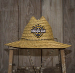 Nikau Kai - Live Local Patch - Straw Hat