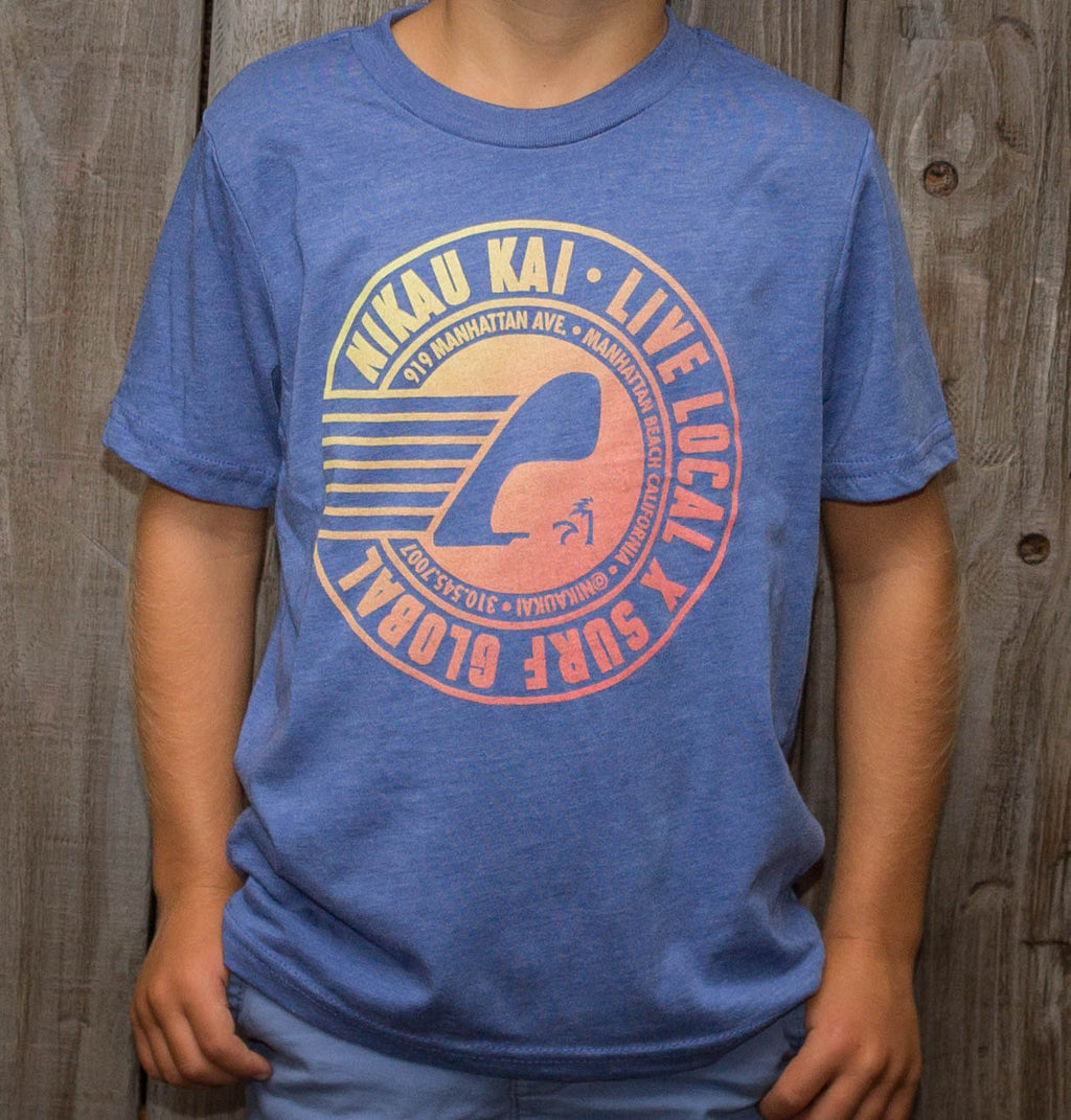 Party Wave Tee - Grom