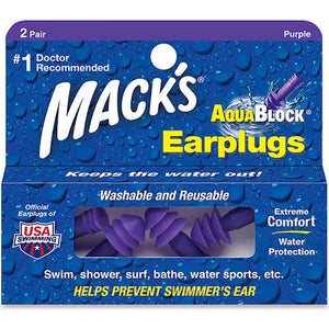 Mack's - AquaBlock Earplugs