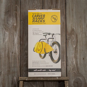Carver Bike Rack - Mini Surf Rack