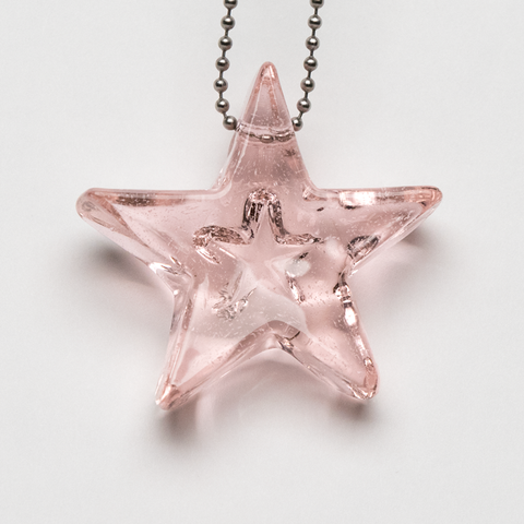 CORINNE WINTERS PENDANT ROSAY PINK