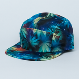LEAF HAT BLUE