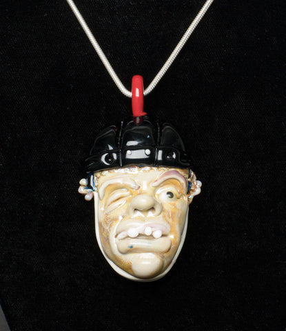 ETHAN WINDY HOCKEY GOON PENDANT