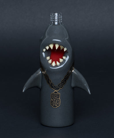 SLUM GOLD / NIKO CRAY SHARK 40 OZ. MINI RIG