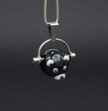 CAVER / Shurlok Holm headphone teddy pendant