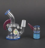 COLD DRINK MINI BUBBLER (BLUE)