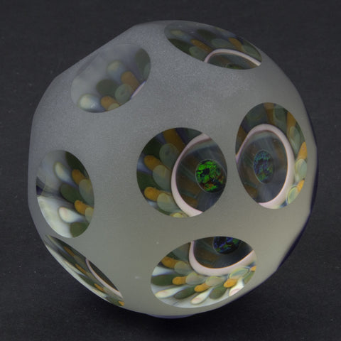 Raj Kommineni faceted marble 2