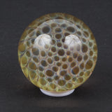 SASHA HESS FUMED GLASS MARBLE
