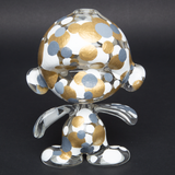 LUDA / WALRUS COBLER HAND PAINTED GLASS MUNNY