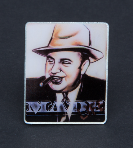 MADE CAPONE PIN