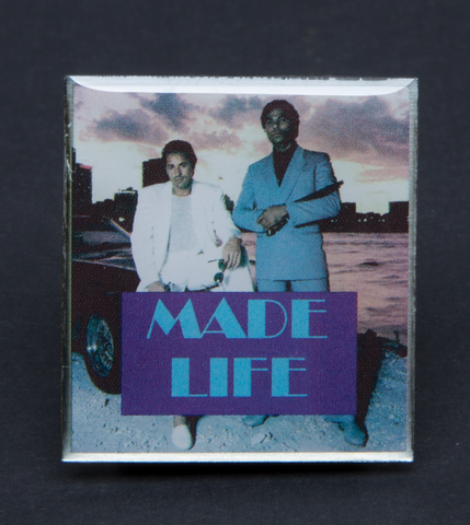 MADE LIFE VICE PIN
