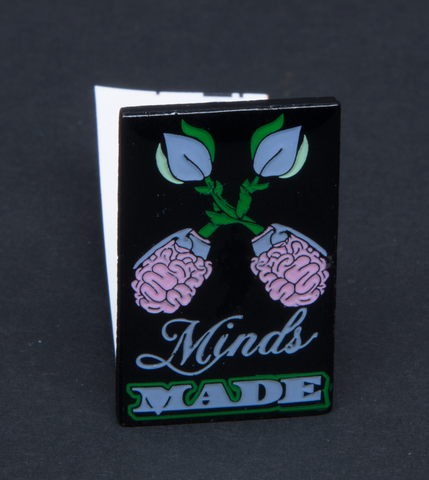 MINDS MADE PIN