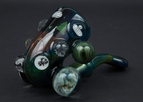 GATESON / JASON LEE UV ABDUCTION SHERLOCK