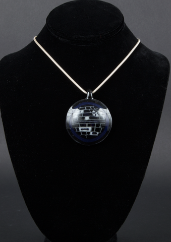 BART GRAWEY DEATHSTAR FILLACELLO PENDANT
