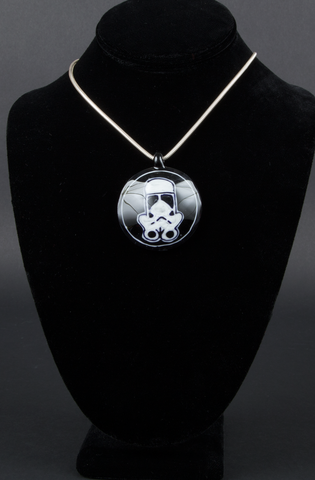 BART GRAWEY STORMTROOPER FILLACELLO PENDANT