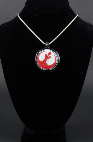 BART GRAWEY REBEL ALLIANCE STAR WARS PENDANT