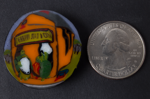 GREG CHASE (23) TERRAPIN STATION COIN