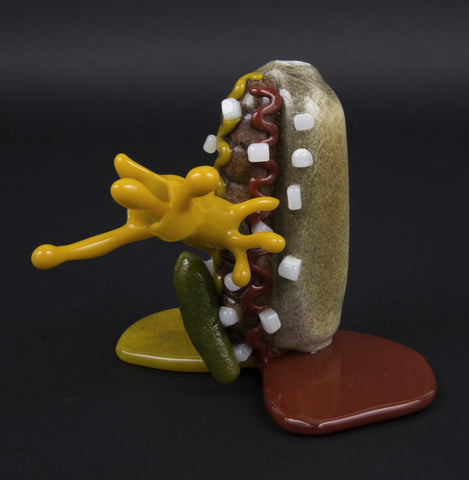 SALT HOT DOG BUBBLER