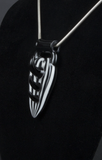 ROBINHOOD GLASS PENDANT