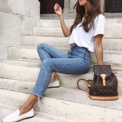 jean casual chic