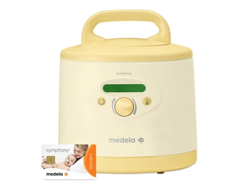 Medela Symphony Rental Hospital Grade Breast Pump