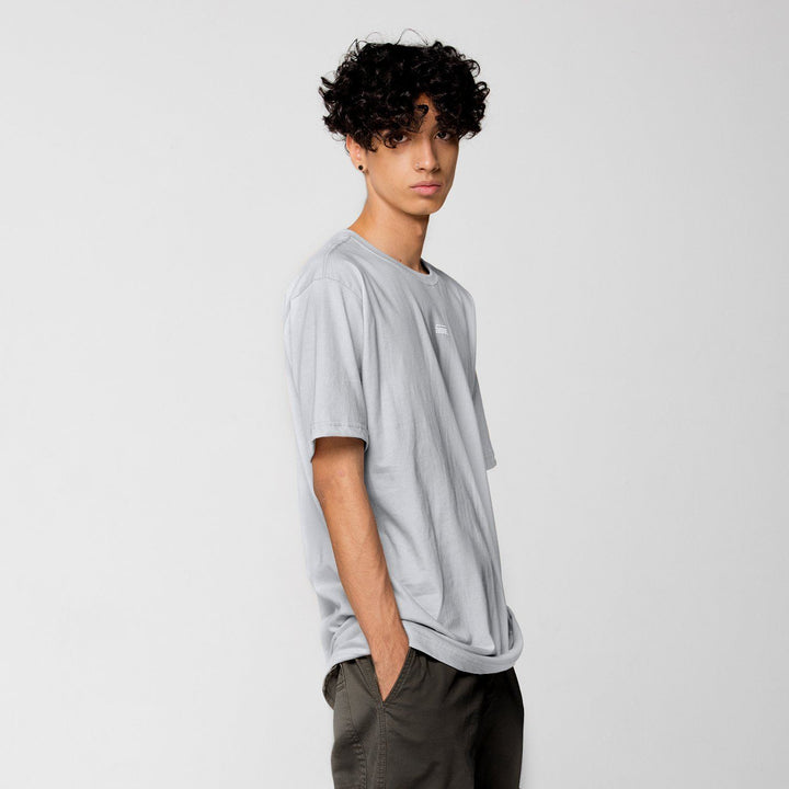 True Basic T-Shirt - Grey