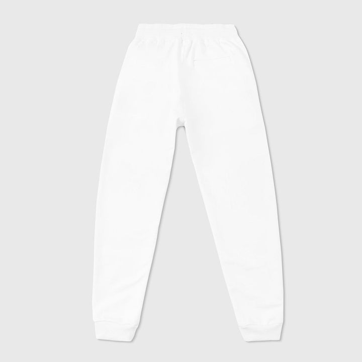 True Basic Jogger - White - TRUE.