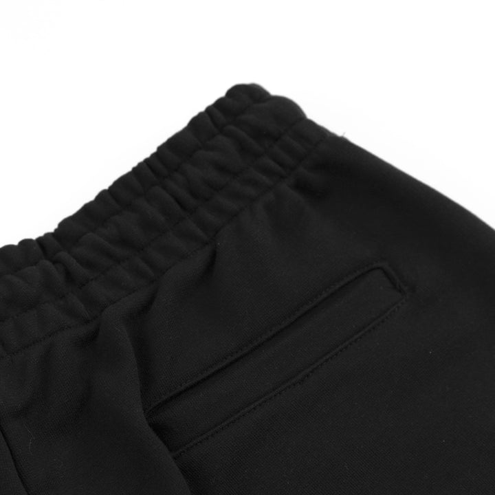 True Basic Shorts - Black (5475259678873)
