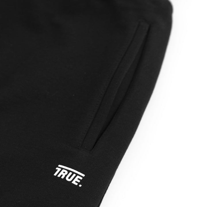 True Basic Jogger - Black