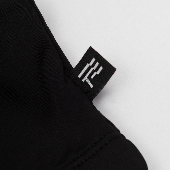 True Active Top Box Logo - Black