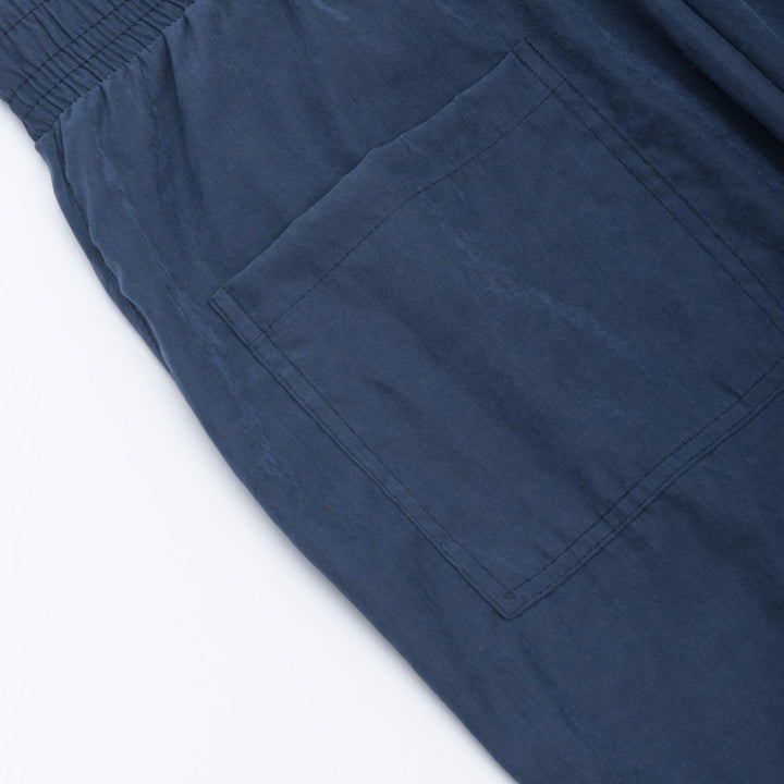 True Comfort Cargo Pants - Navy Blue