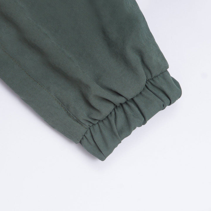 True Comfort Cargo Pants - Military Green