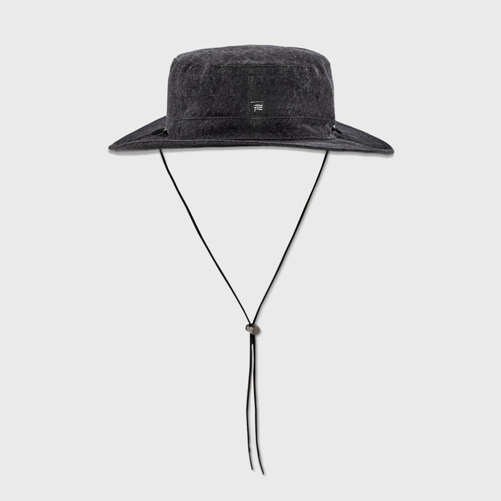 True Fisher Hat - Grey Denim (6135257989273)